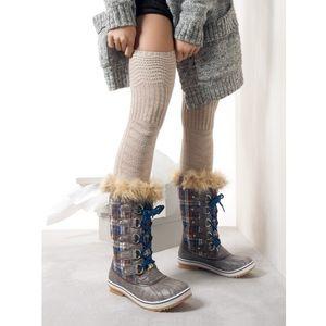 Sorel Tofino Plaid Boots